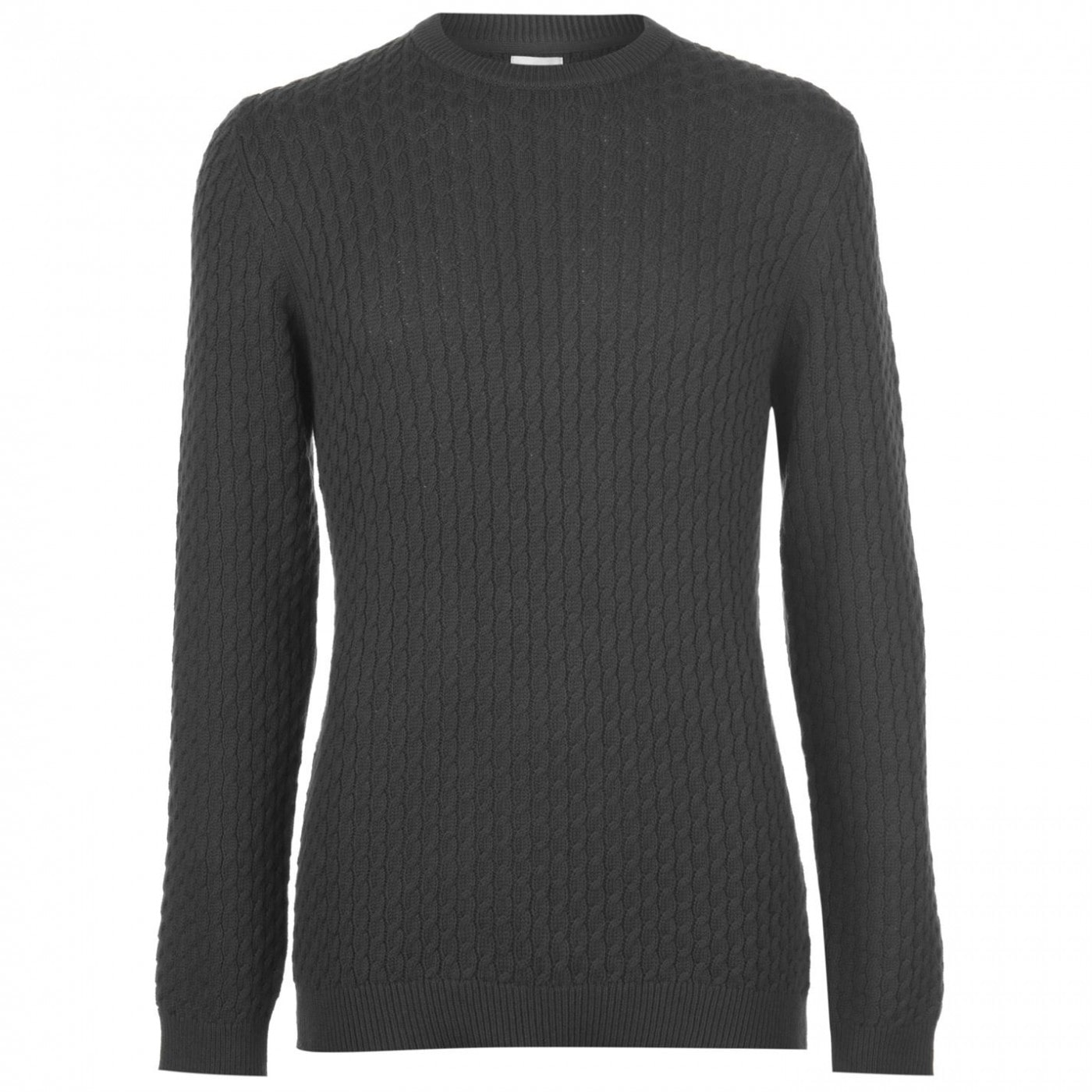 Linea Eastcastle Cable Jumper Mens