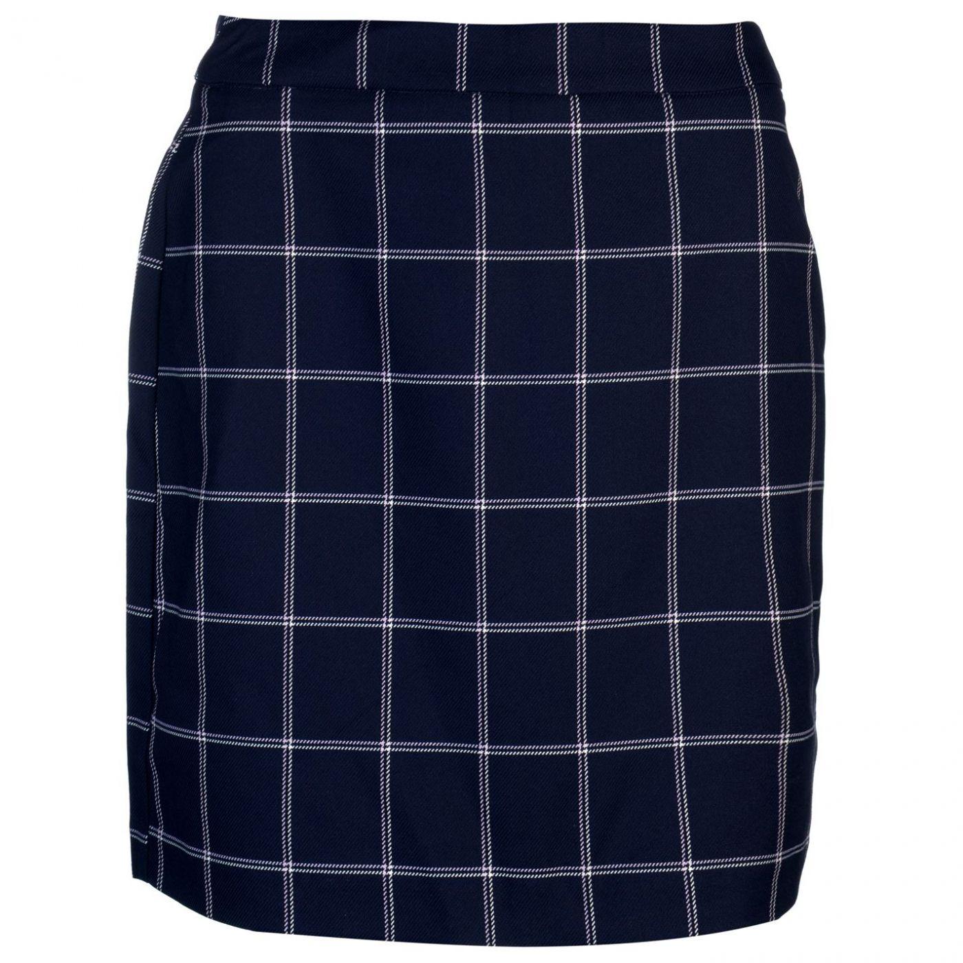 Vero Moda Vero Bell Check Skirt