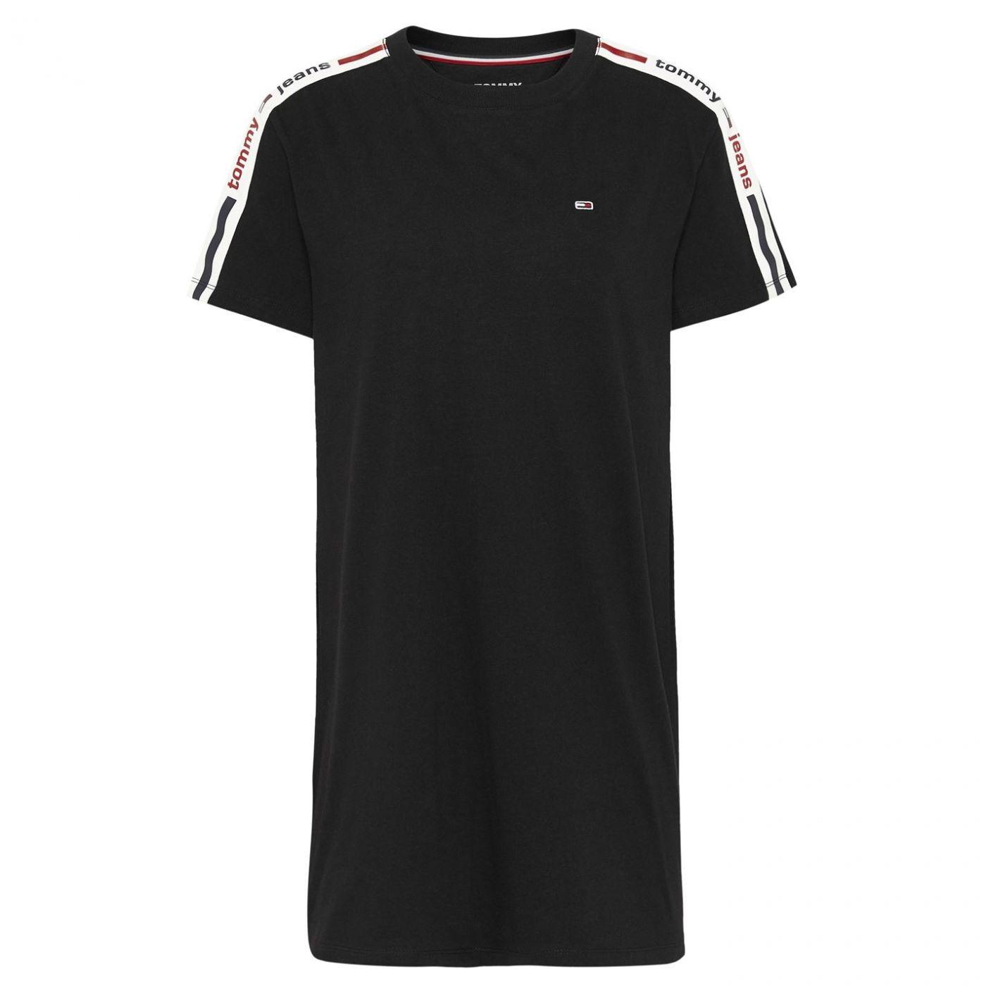 Tommy Jeans Tape T Shirt Dress