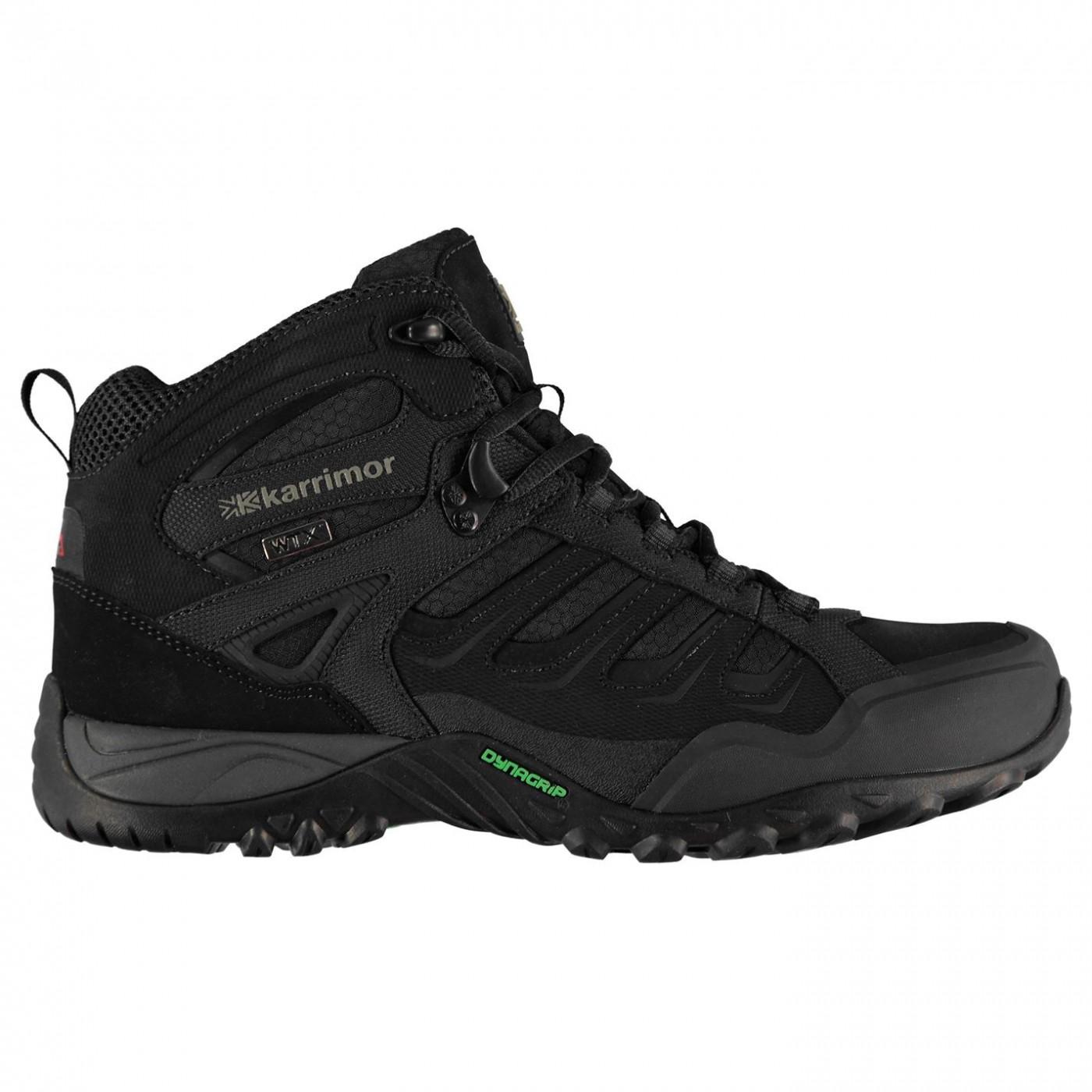 Karrimor Helium WTX Walking Boots Mens