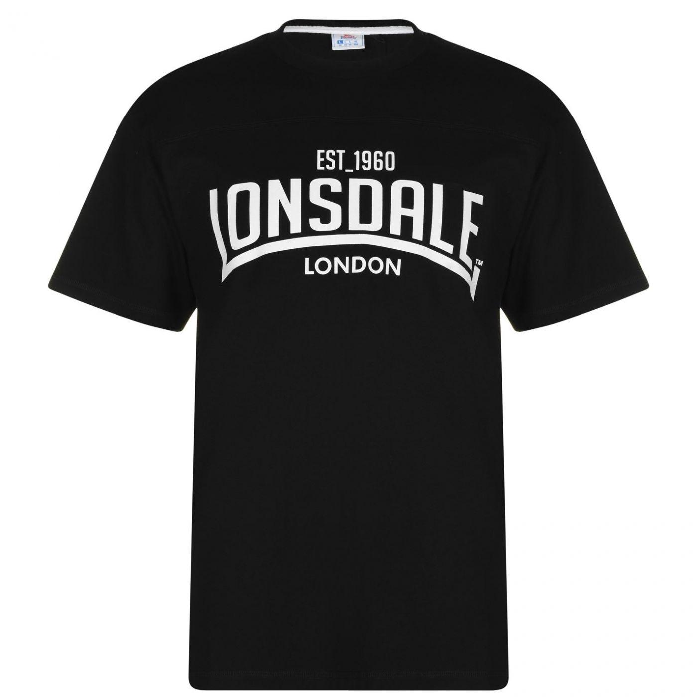 Muška majica Lonsdale Box