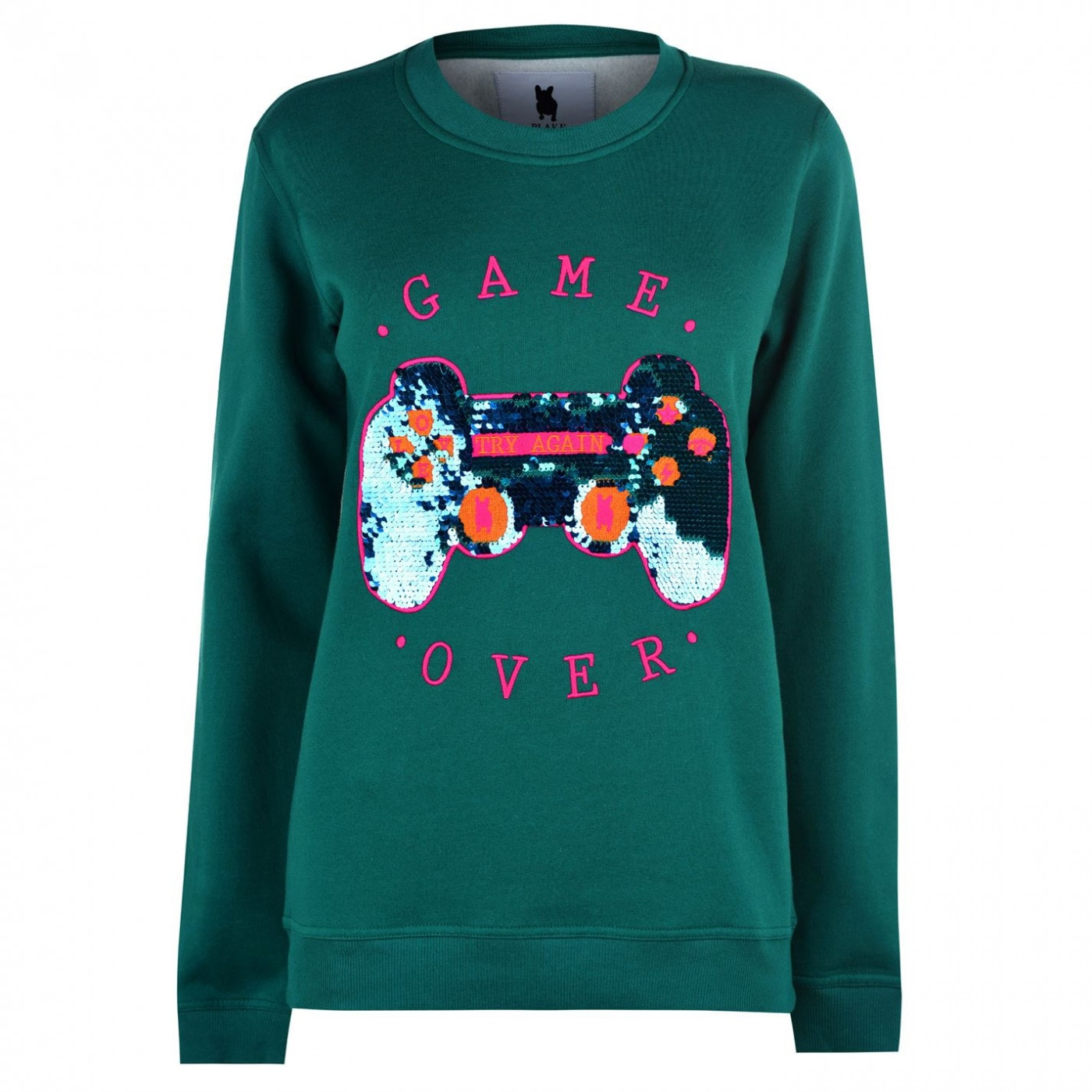 Blake Seven Game Over Sweatshirt