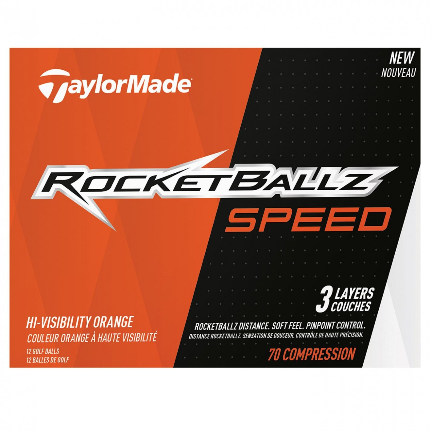 TaylorMade RBZ Soft Golf Balls 12 Pack