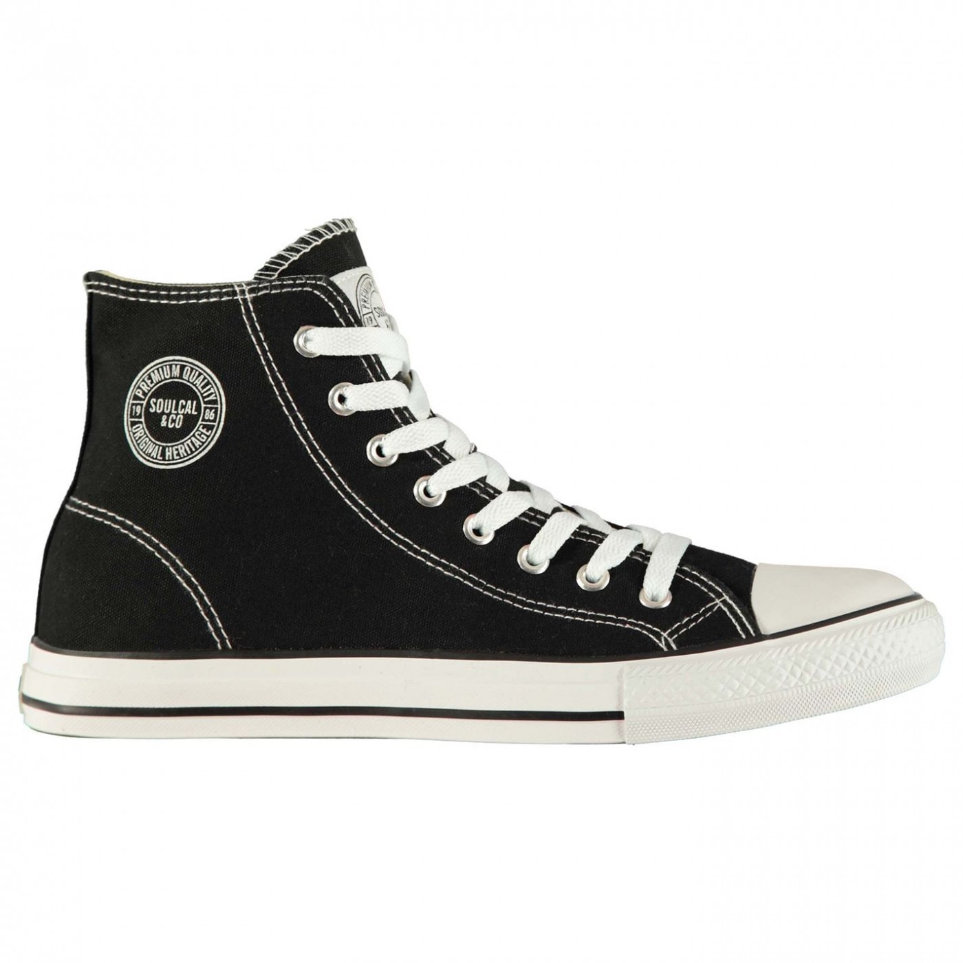Men's trainers SoulCal Canvas High