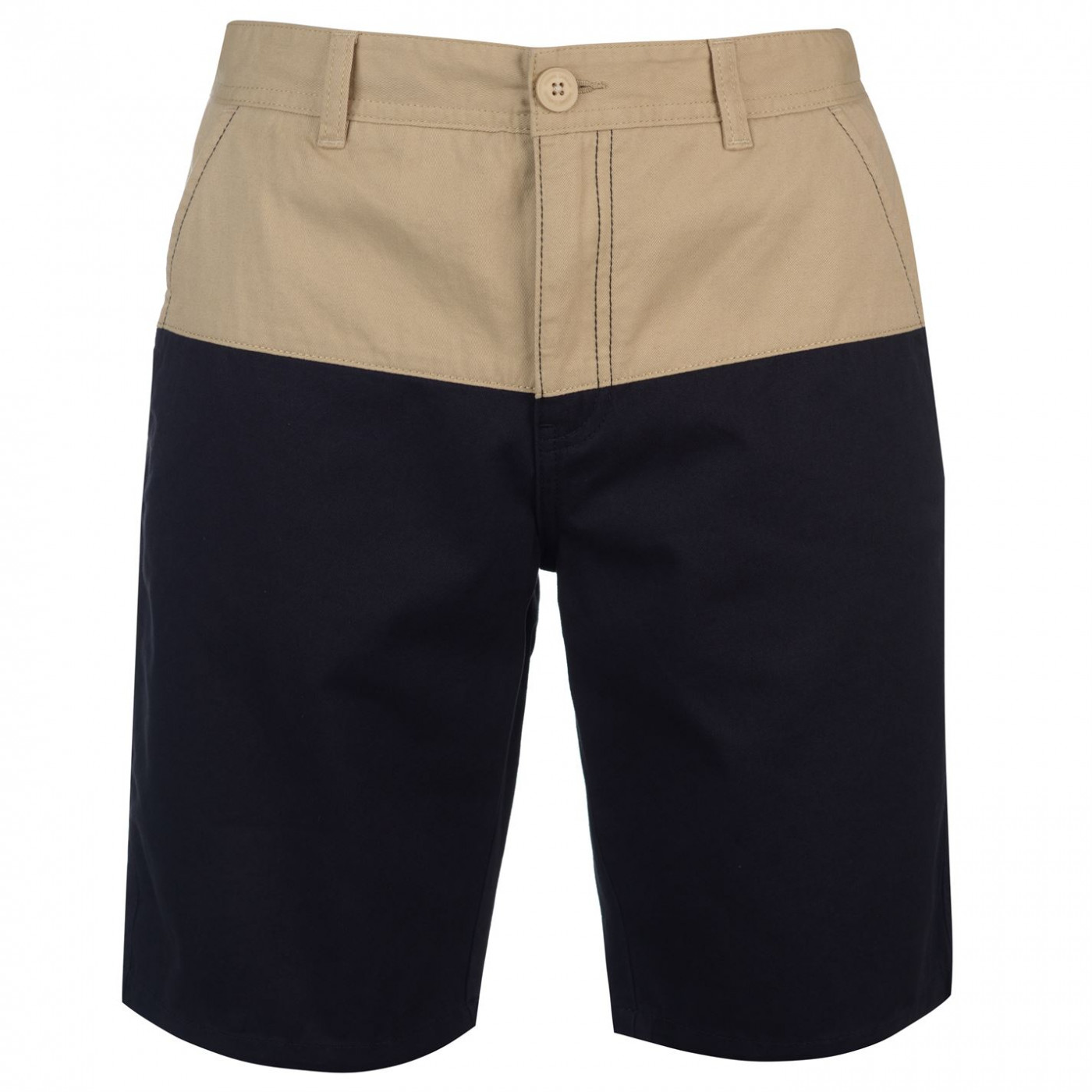 Pierre Cardin Panel Chino Shorts Mens