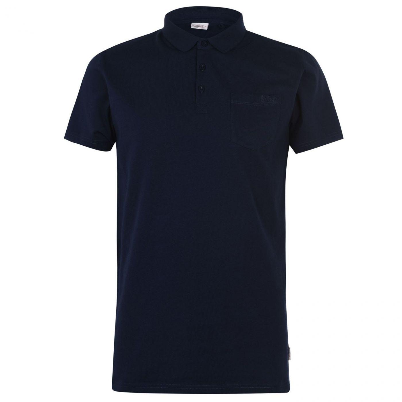 Lee Cooper Essential Polo Shirt Mens