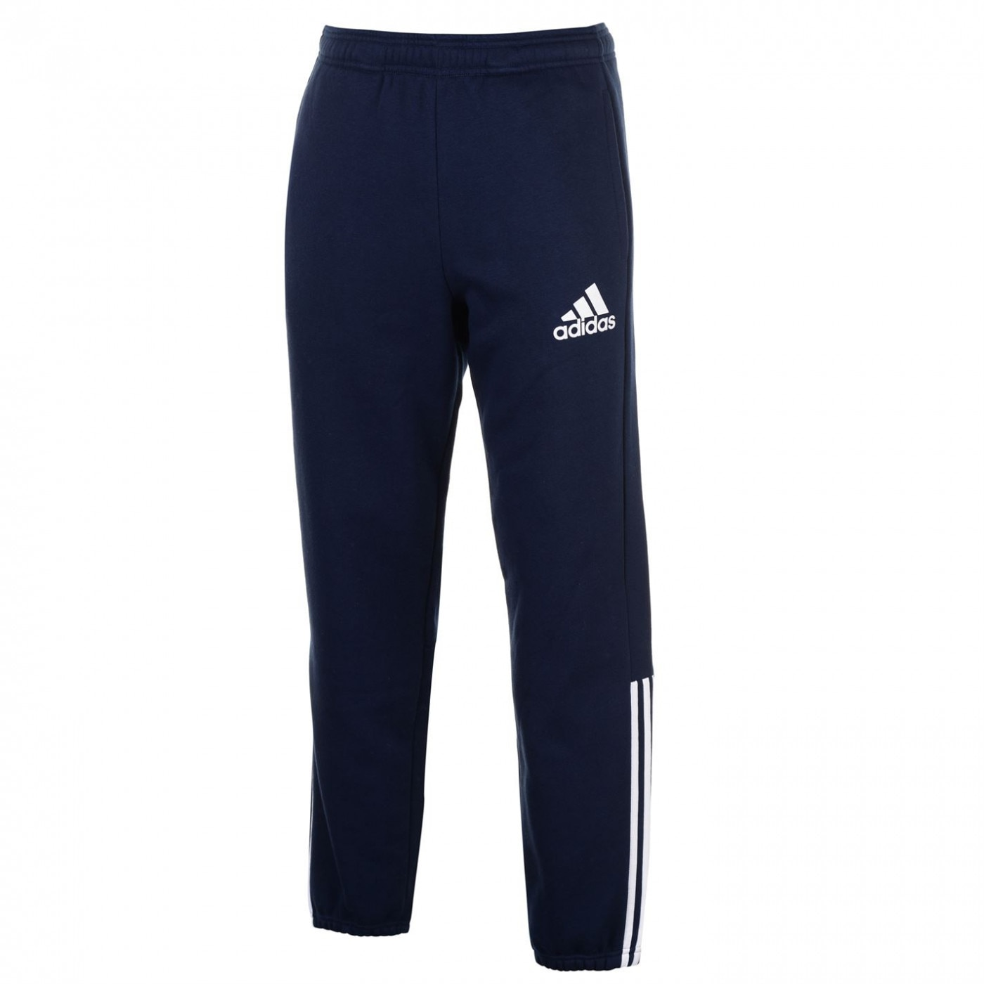 Adidas 3 Stripe Jogging Pants Mens