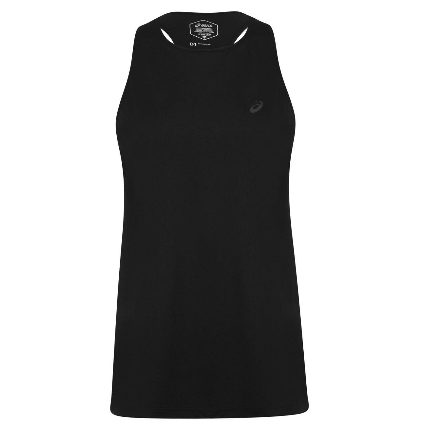 Asics Race Sleeveless T Shirt Ladies