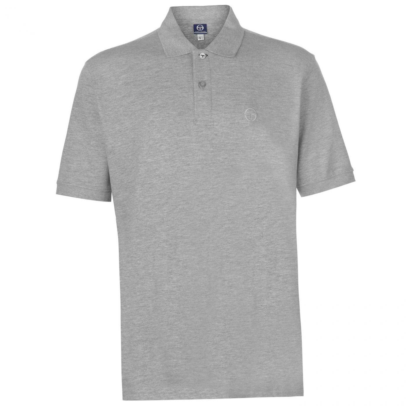 Sergio Tacchini Polo Shirt Mens