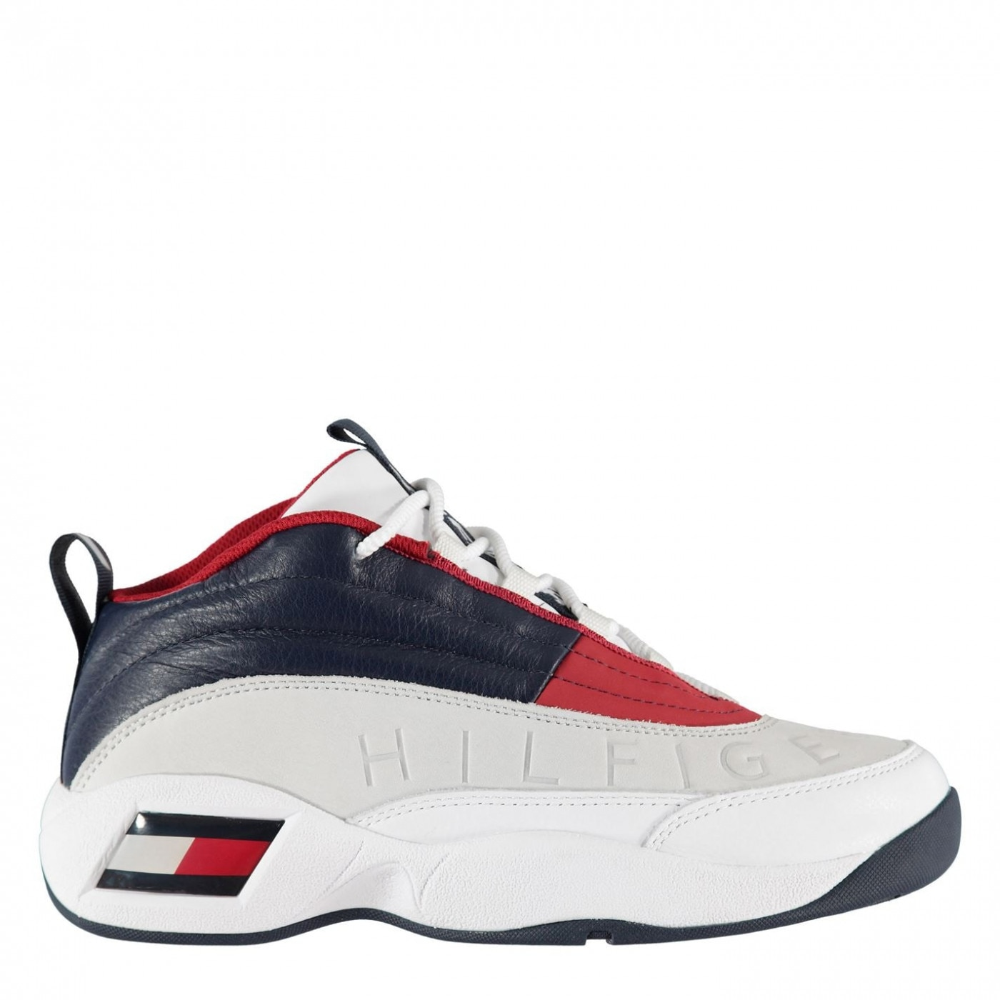 Tommy Jeans Skew Heritage Trainers