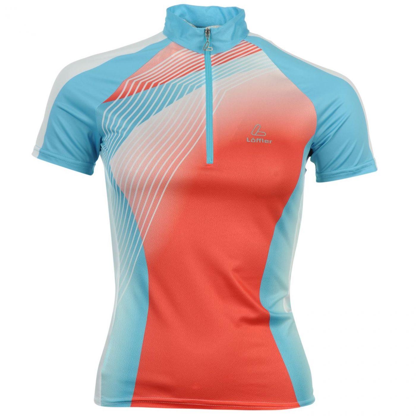 Löffler Half Zip Cycle Jersey Ladies