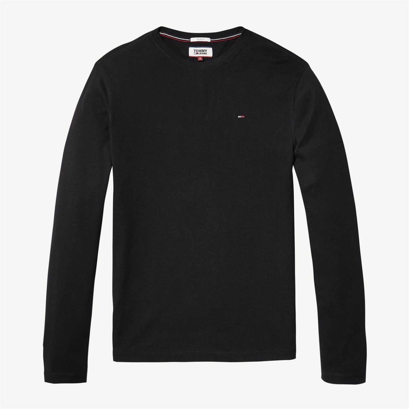 Tommy Jeans Original Long Sleeve T Shirt