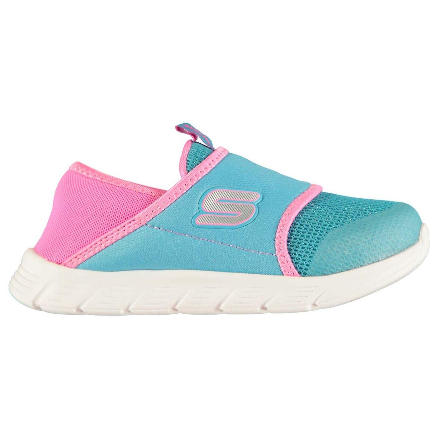 Skechers Comfy Flex Shoes Infant Girls