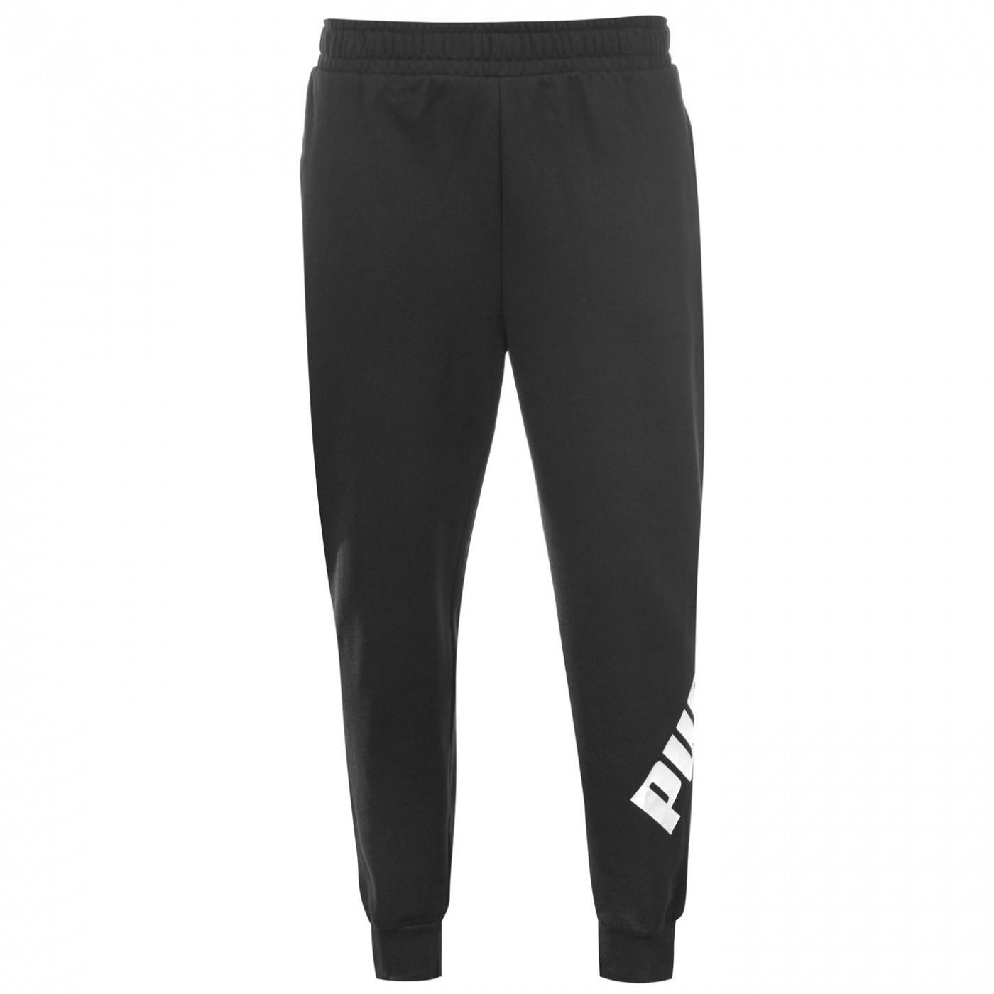 Puma Big Logo Tracksuit Bottoms Mens