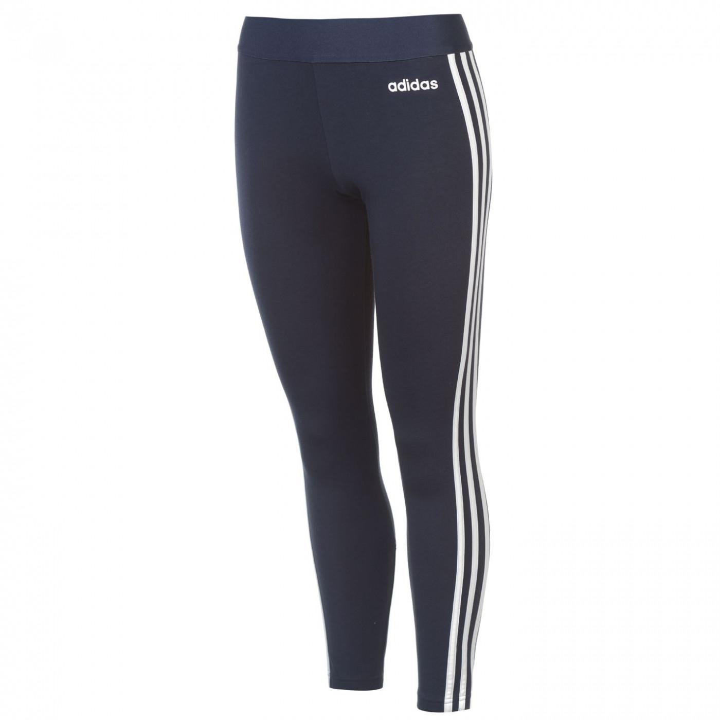 Women's leggins Adidas  Essential 3 Stripe