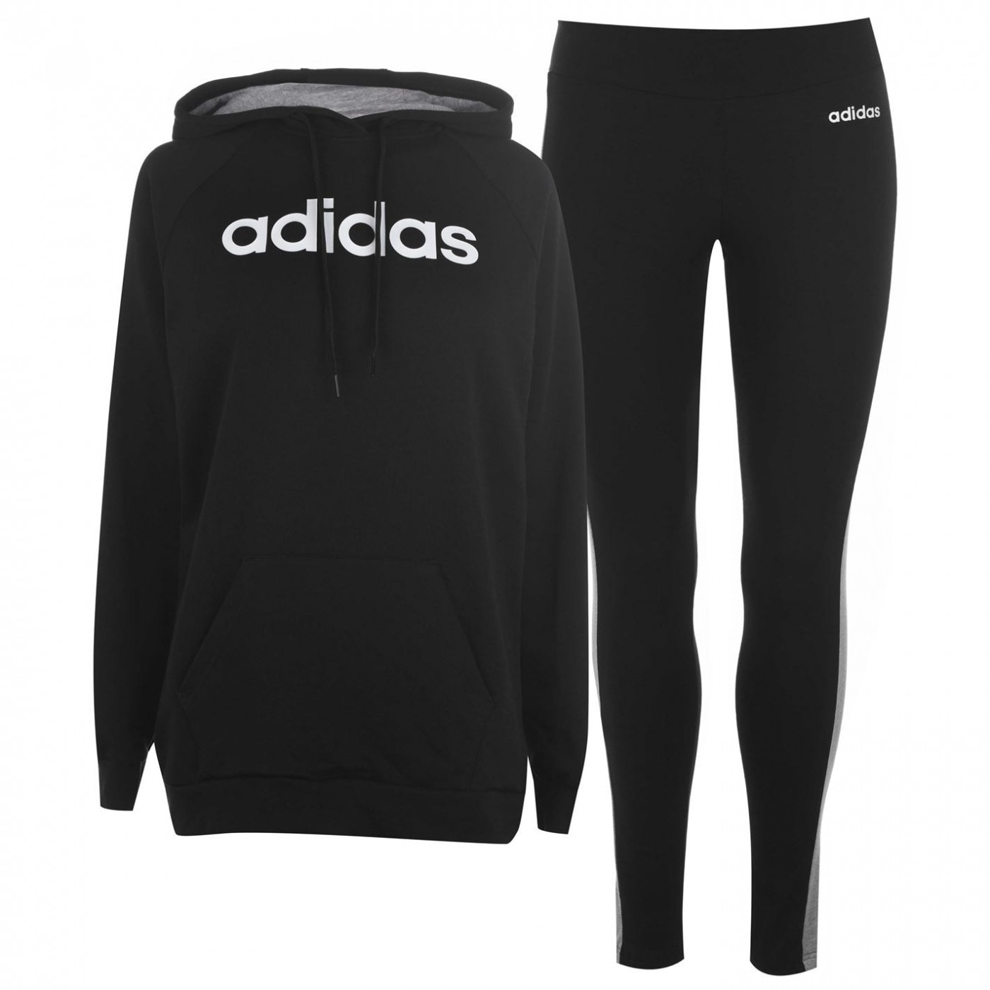 Adidas Tracksuit Set Ladies