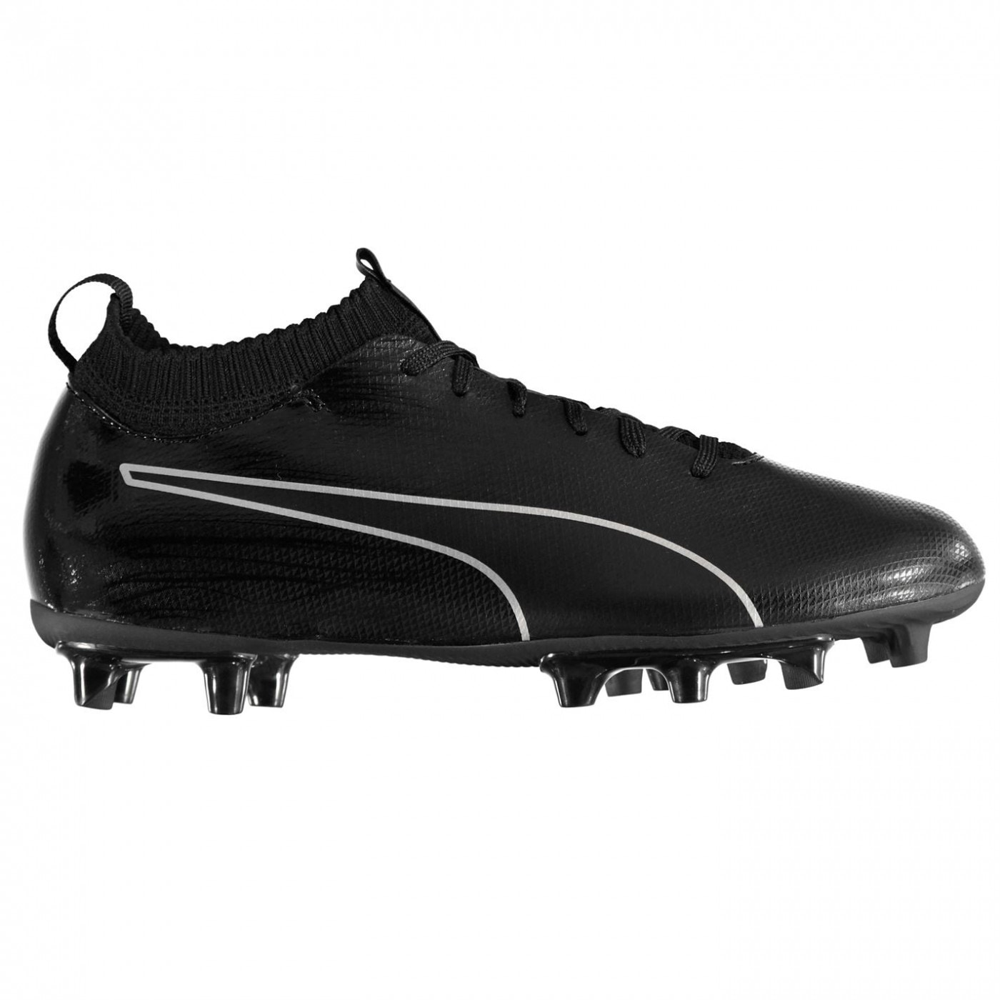 Puma evoKNIT Firm Ground Mens Football Boots