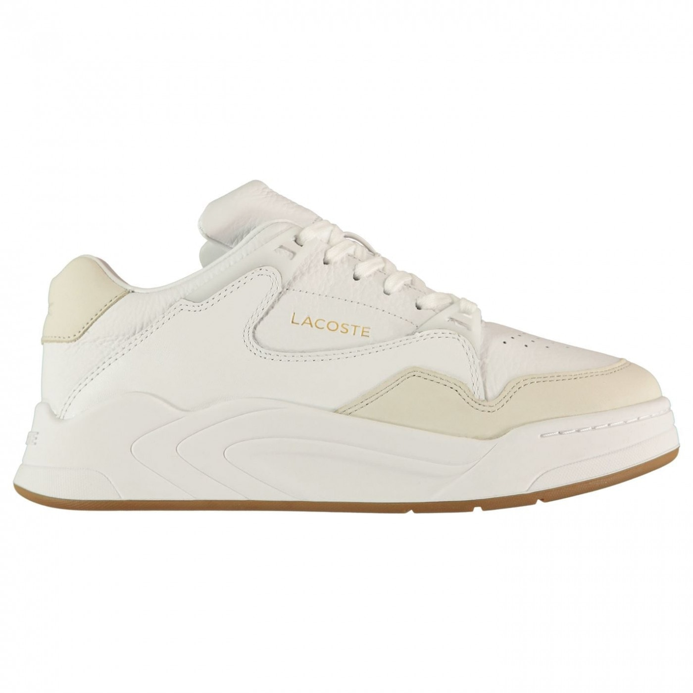 Lacoste Court Slam Trainers