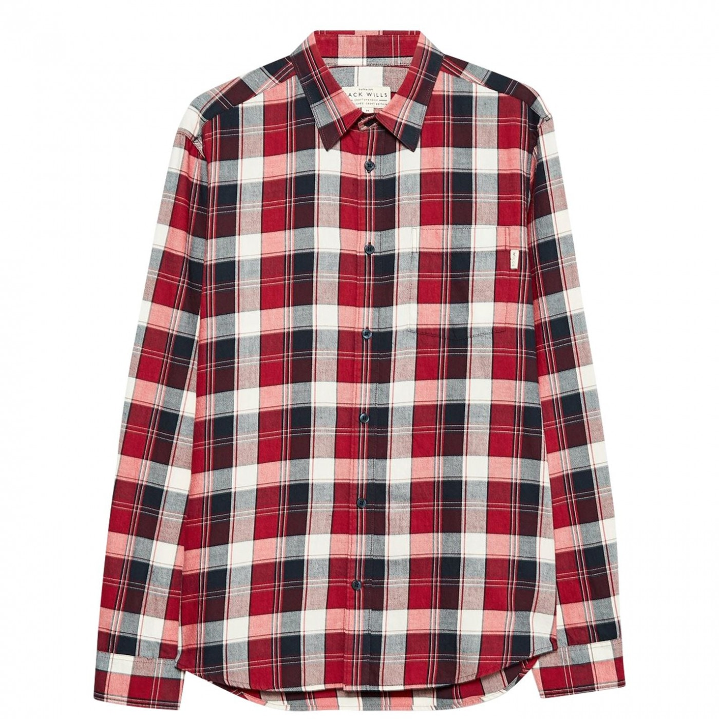 Jack Wills Dundry Flannel Check Shirt