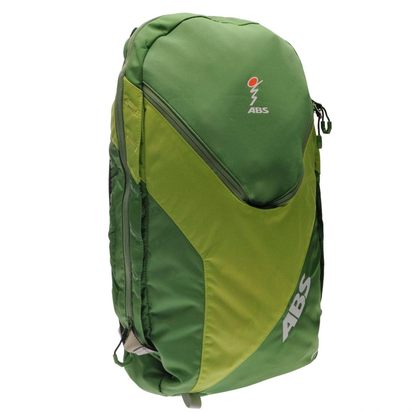 Abs Vario18 Zip On Backpack