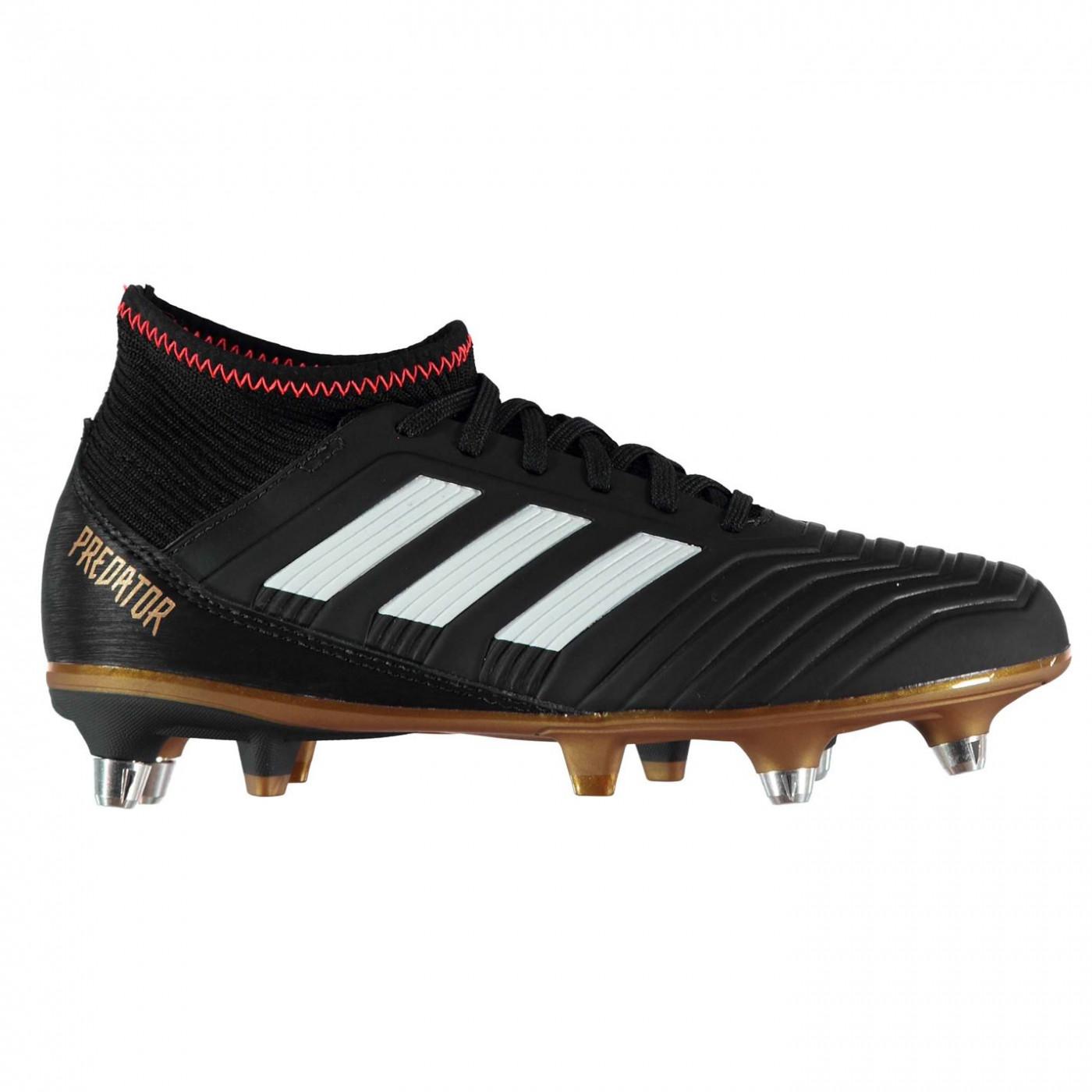 e07c558010764 Adidas Predator 18.3 Junior SG Football Boots - FACTCOOL