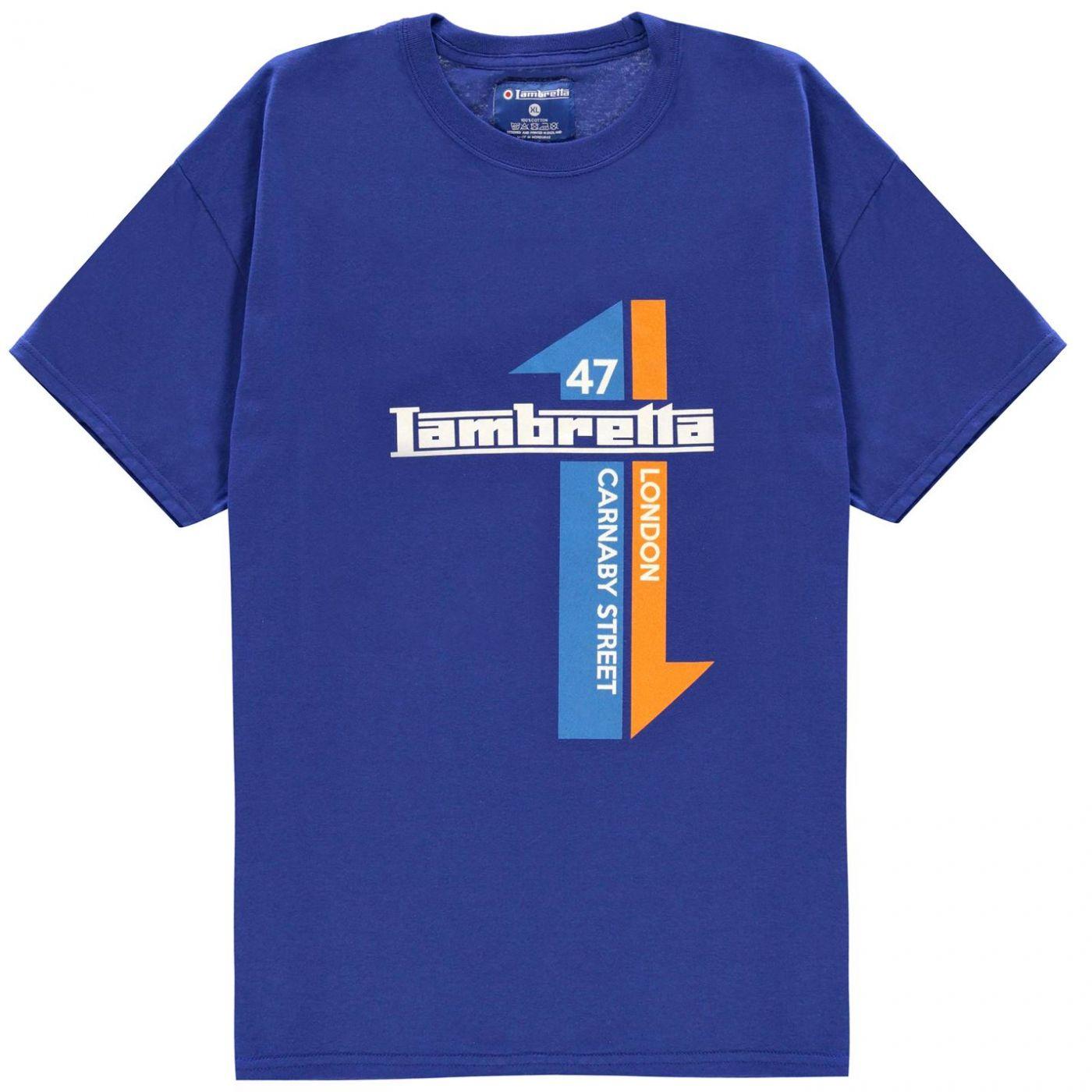 Lambretta Graphic T Shirt