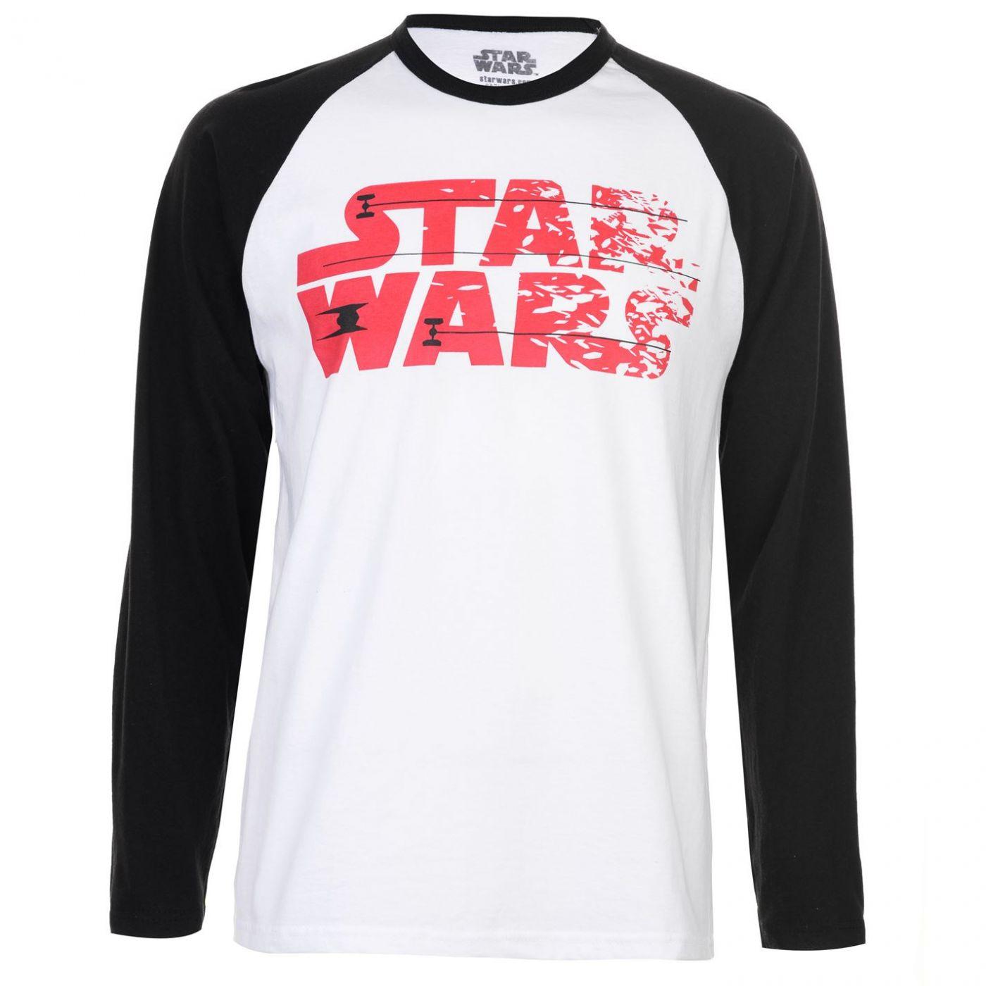 Character Star Wars Raglan T Shirt