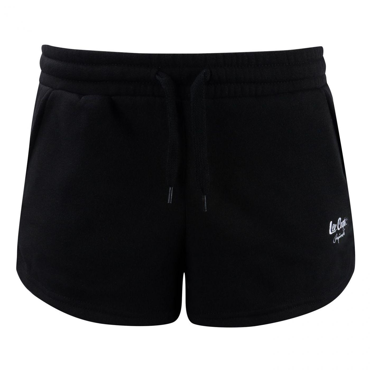 Lee Cooper Fleece Shorts Ladies