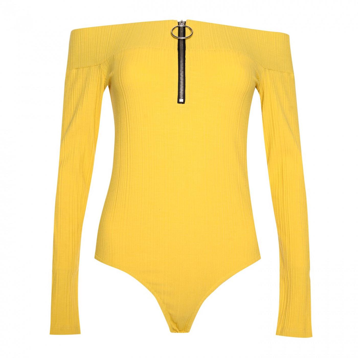 Glamorous Zip Bodysuit