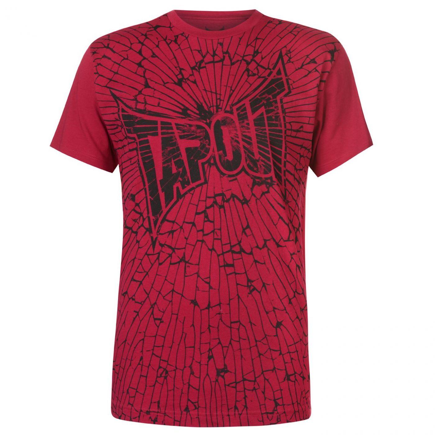 Tapout Core T Shirt Mens