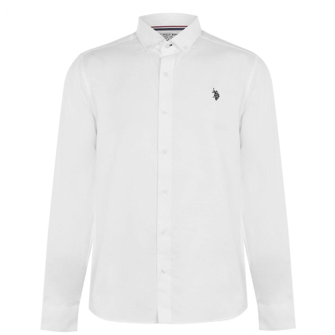 Men's Shirt US Polo Assn Oxford