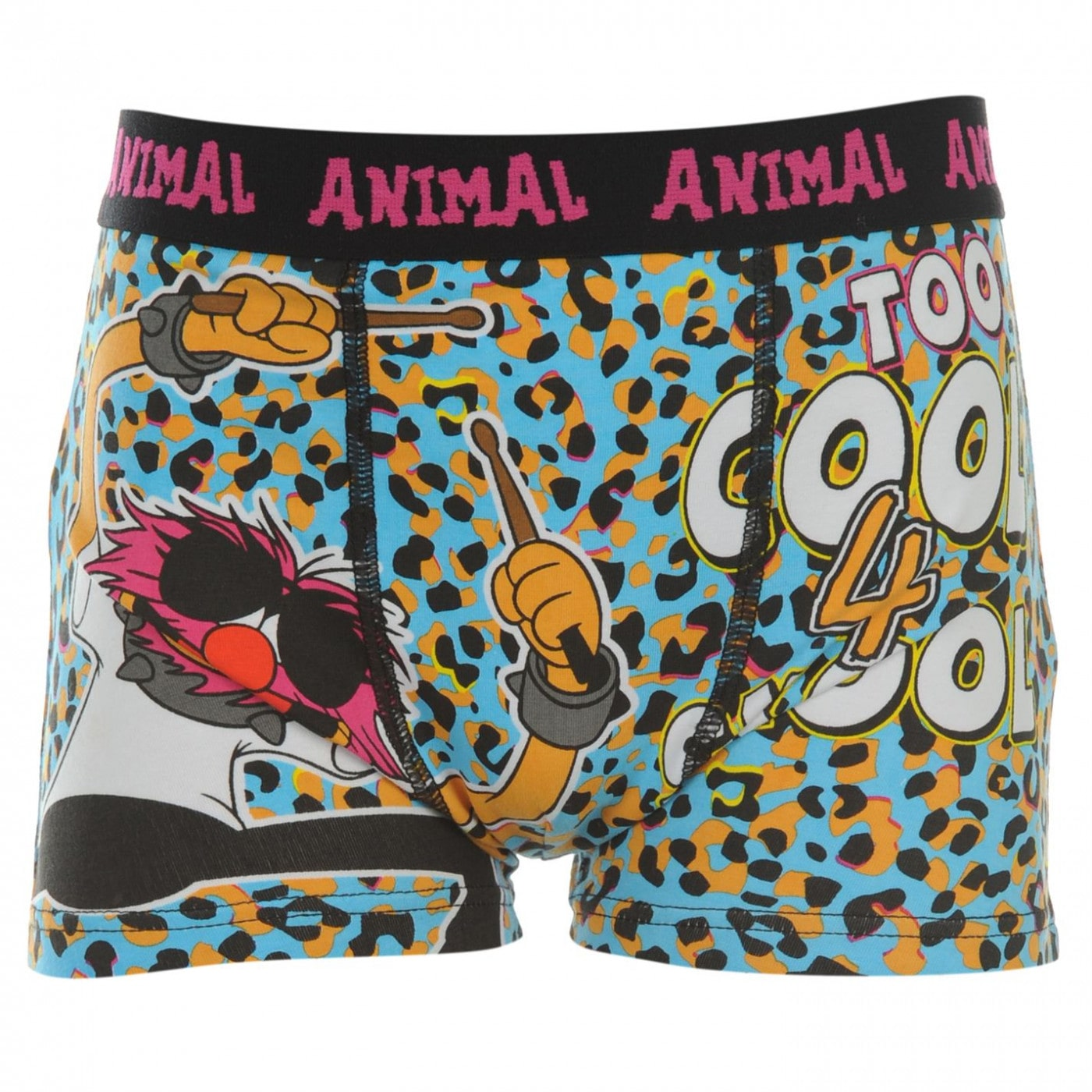 Disney Muppets Animal Single Boxers Infant Boys
