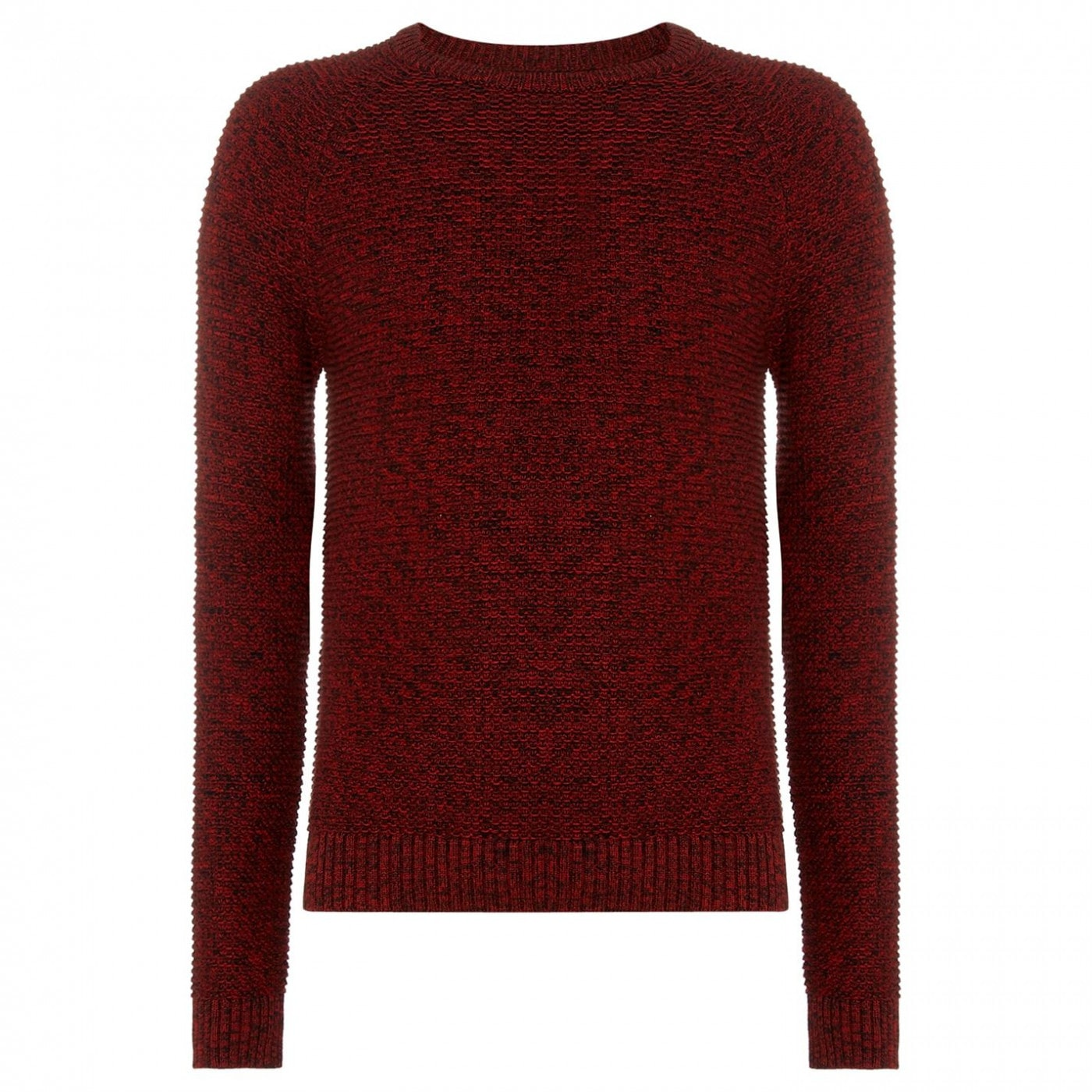 Label Lab Label Hulme Twisted Cotton Jumper