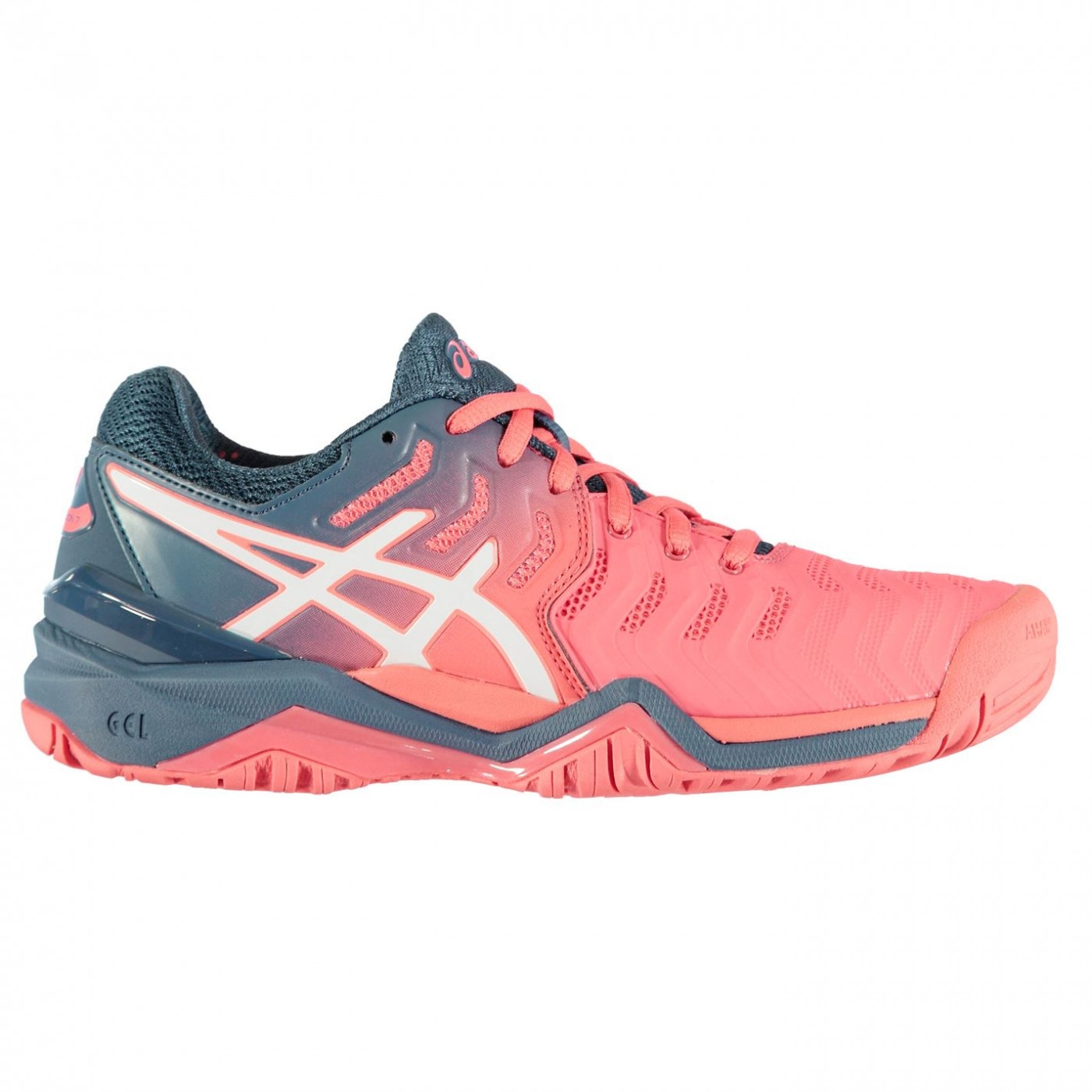 Asics Gel Resolution 7 Ladies Tennis Shoes