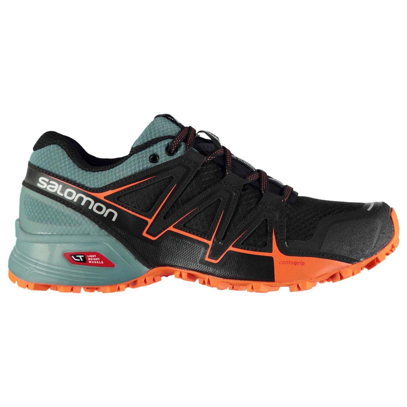 Salomon Speedcross Vario 2 Mens Trail Running Shoes - FACTCOOL