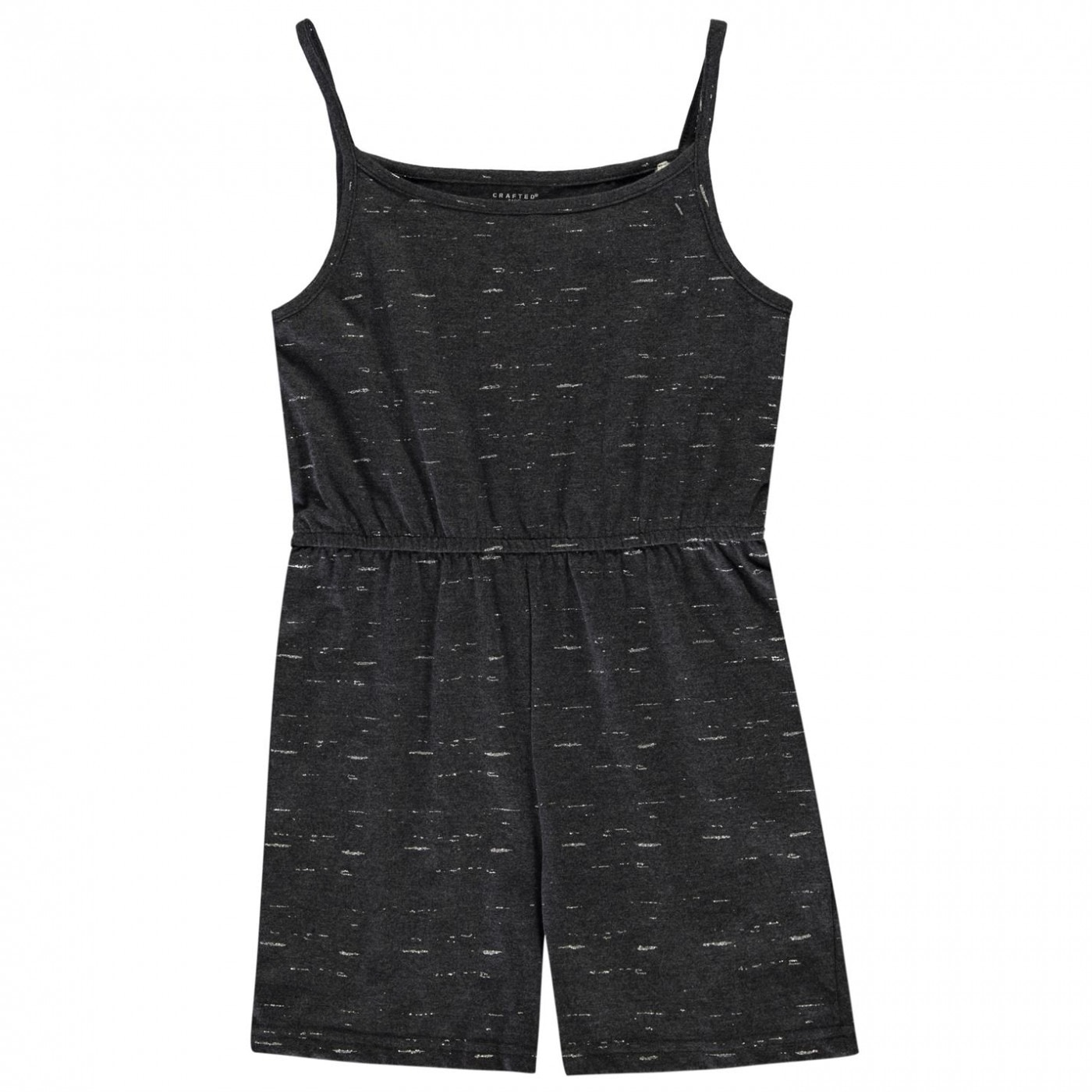 Crafted Junior Girls Jersey Play Suit