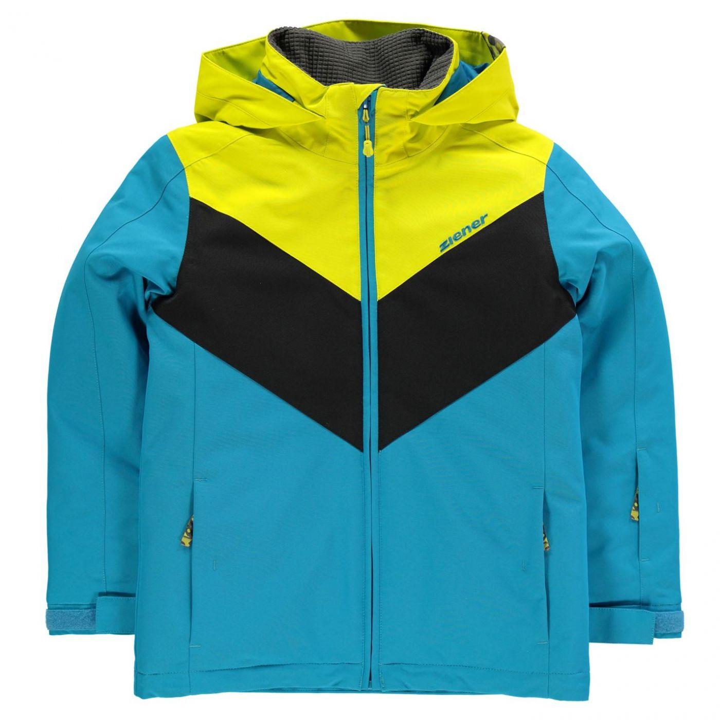 Ziener Arendt Ski Jacket Junior Boys