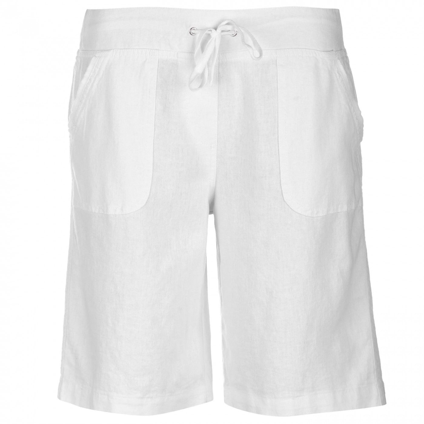 Full Circle Linen Shorts Ladies