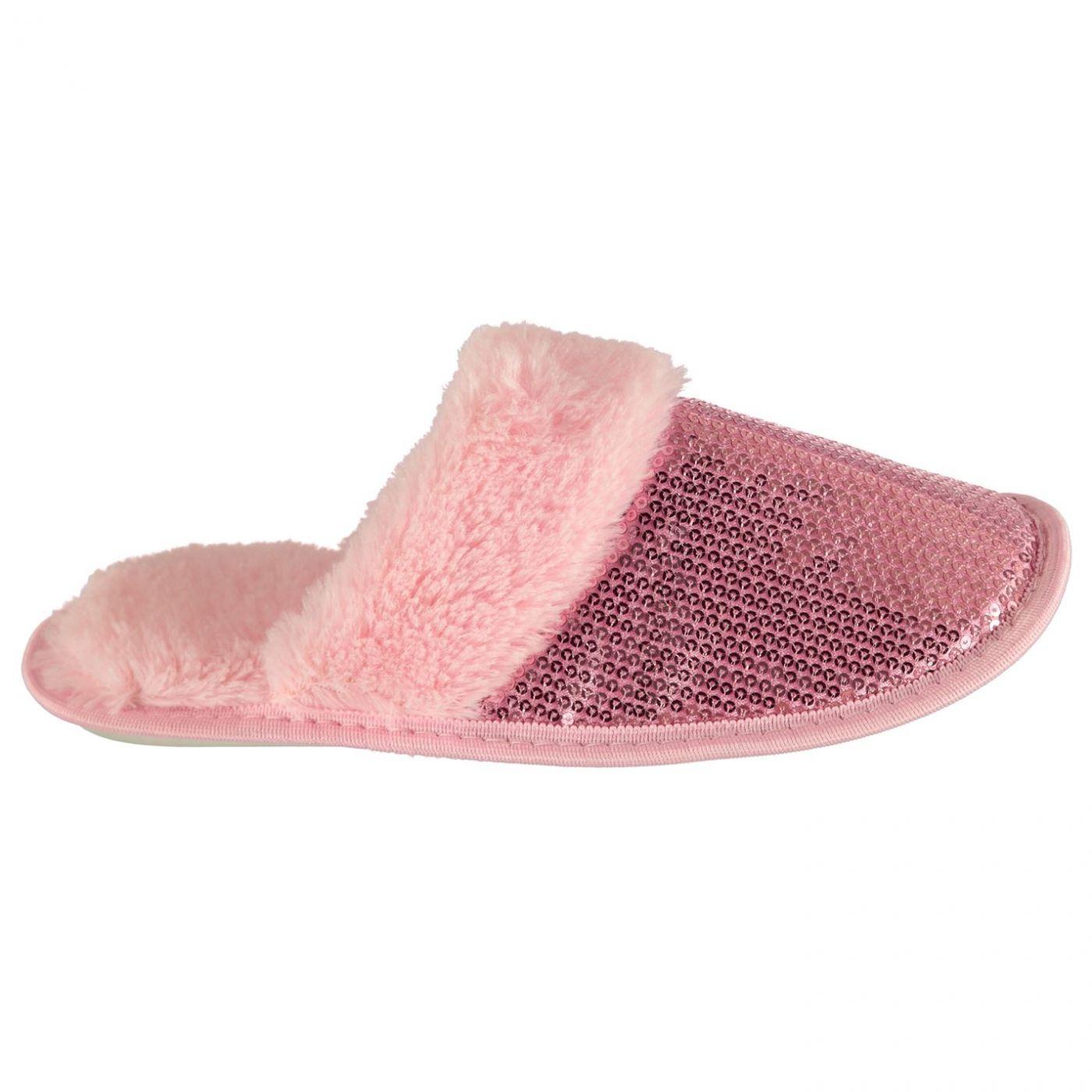 Moon Moccasin Memory Foam Women's Slippers