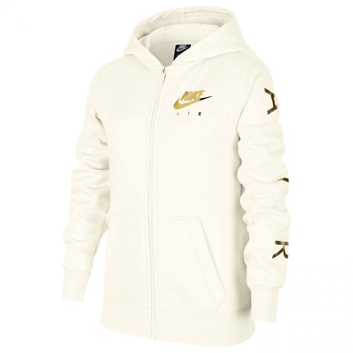 Girls' hoodie Nike Air FZ