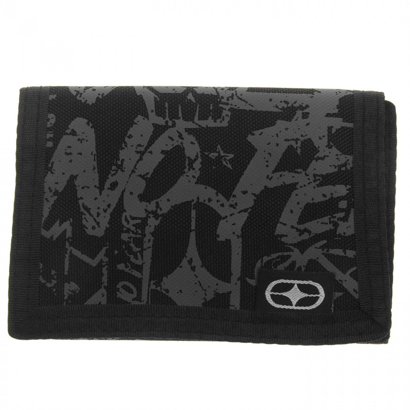 No Fear Graffiti Wallet