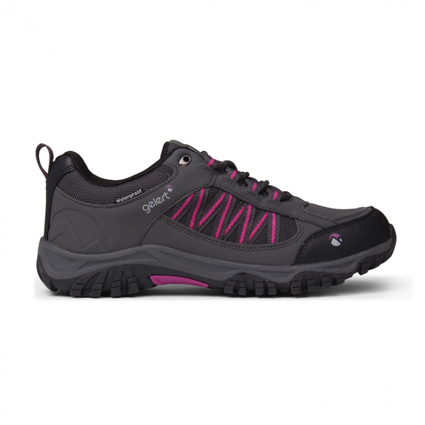 Gelert Horizon Low Ladies Waterproof Walking Shoes