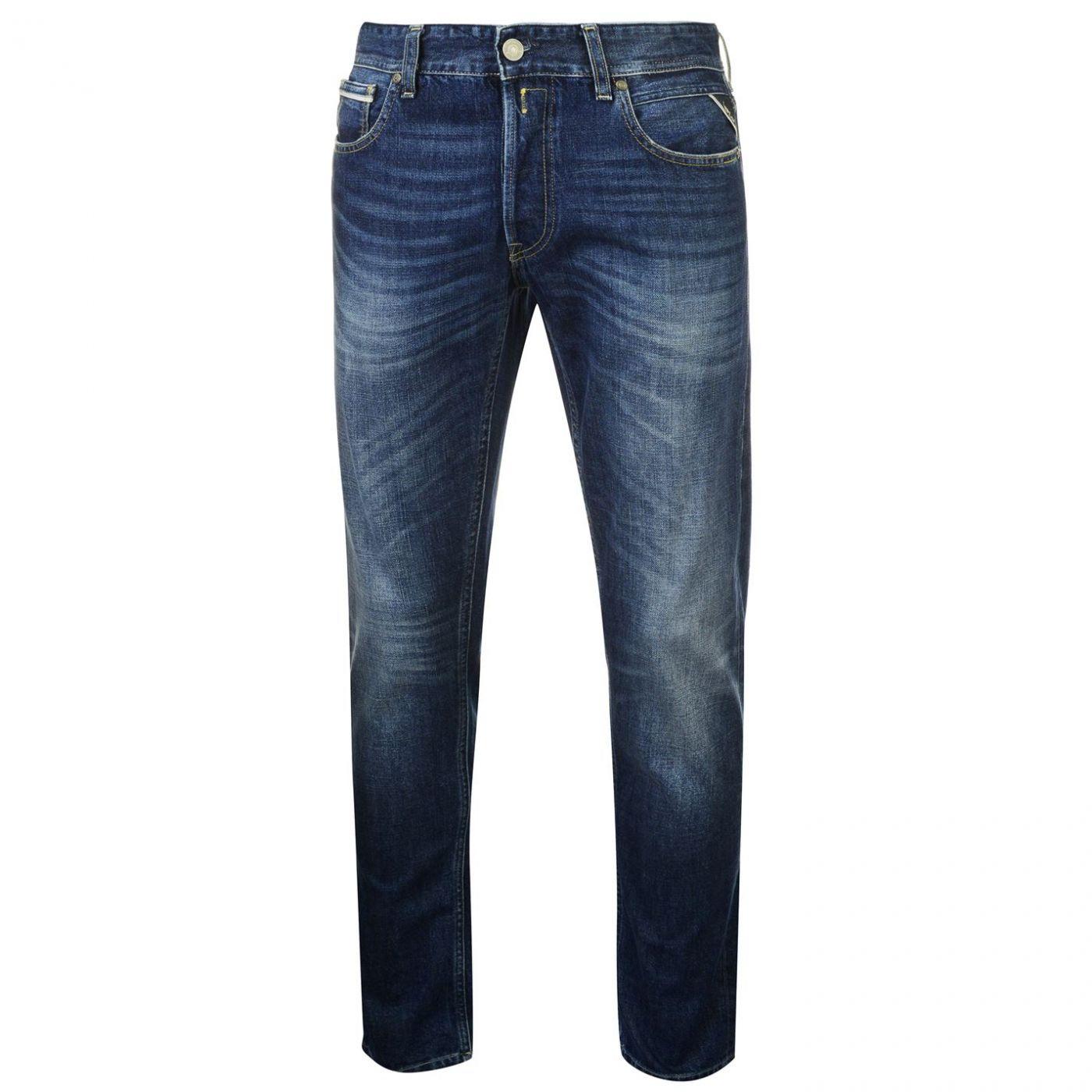 Replay Grover Slim Jeans Mens