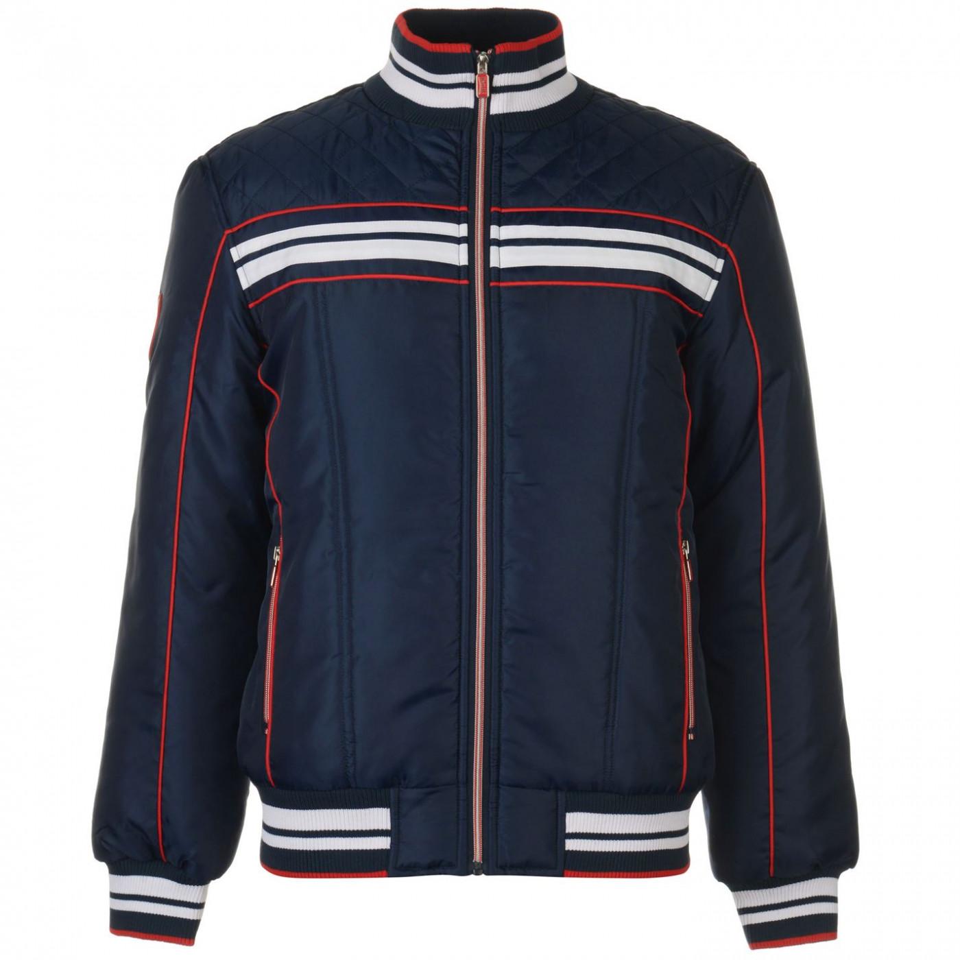 Lonsdale Bomber Jacket Mens