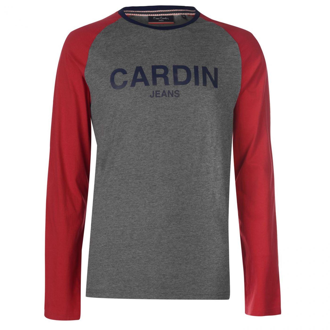 Men's T-shirt Pierre Cardin Raglan