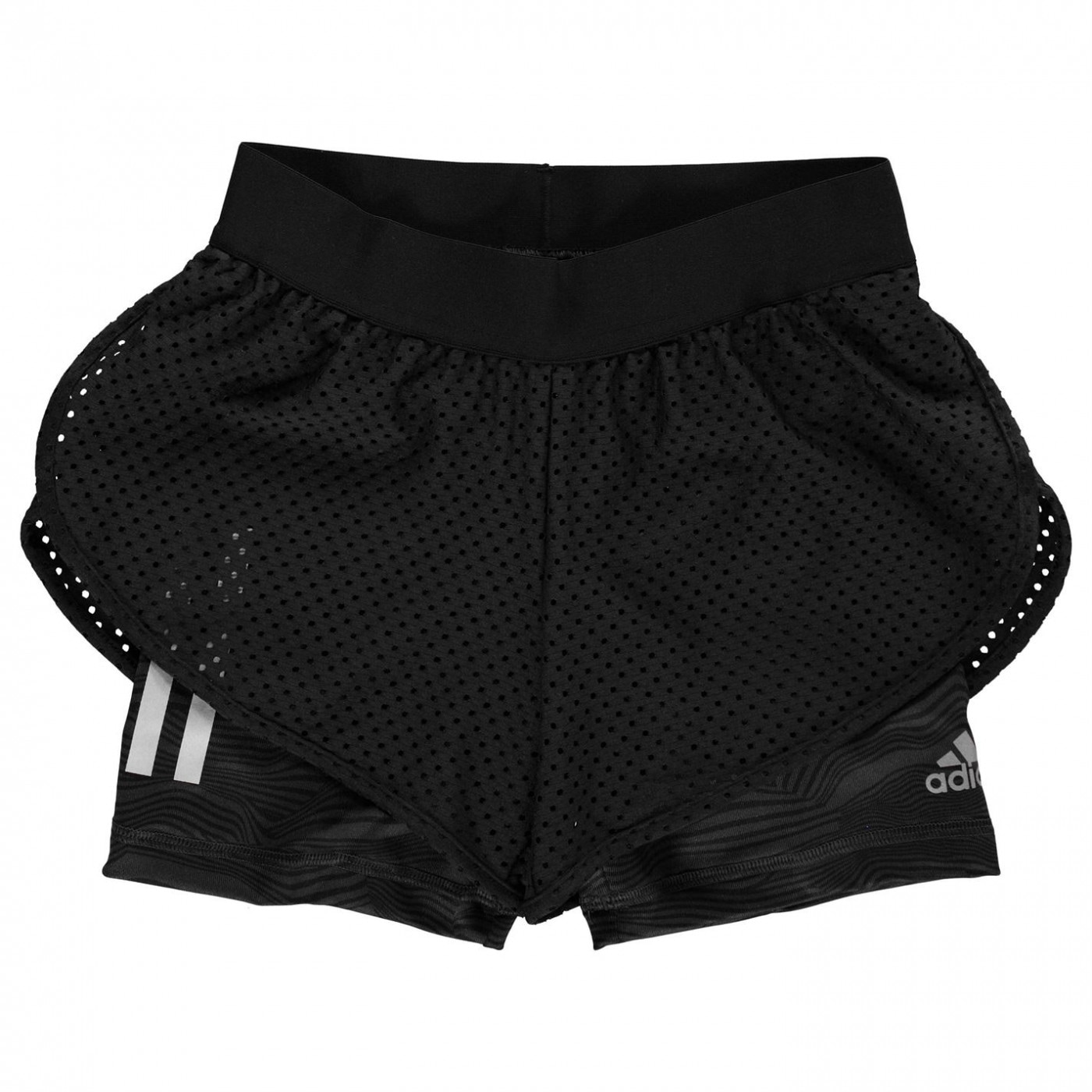 Adidas Run Shorts Junior Girls