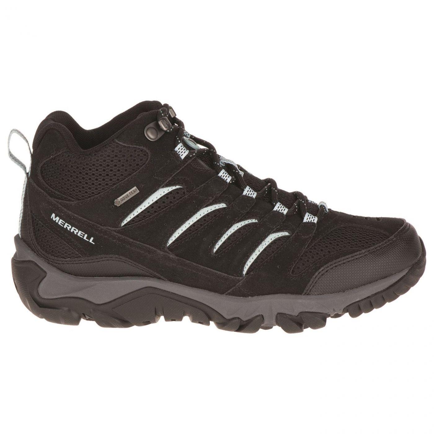 Merrell Pine Ventilator Mid GTX Ladies Walking Shoes