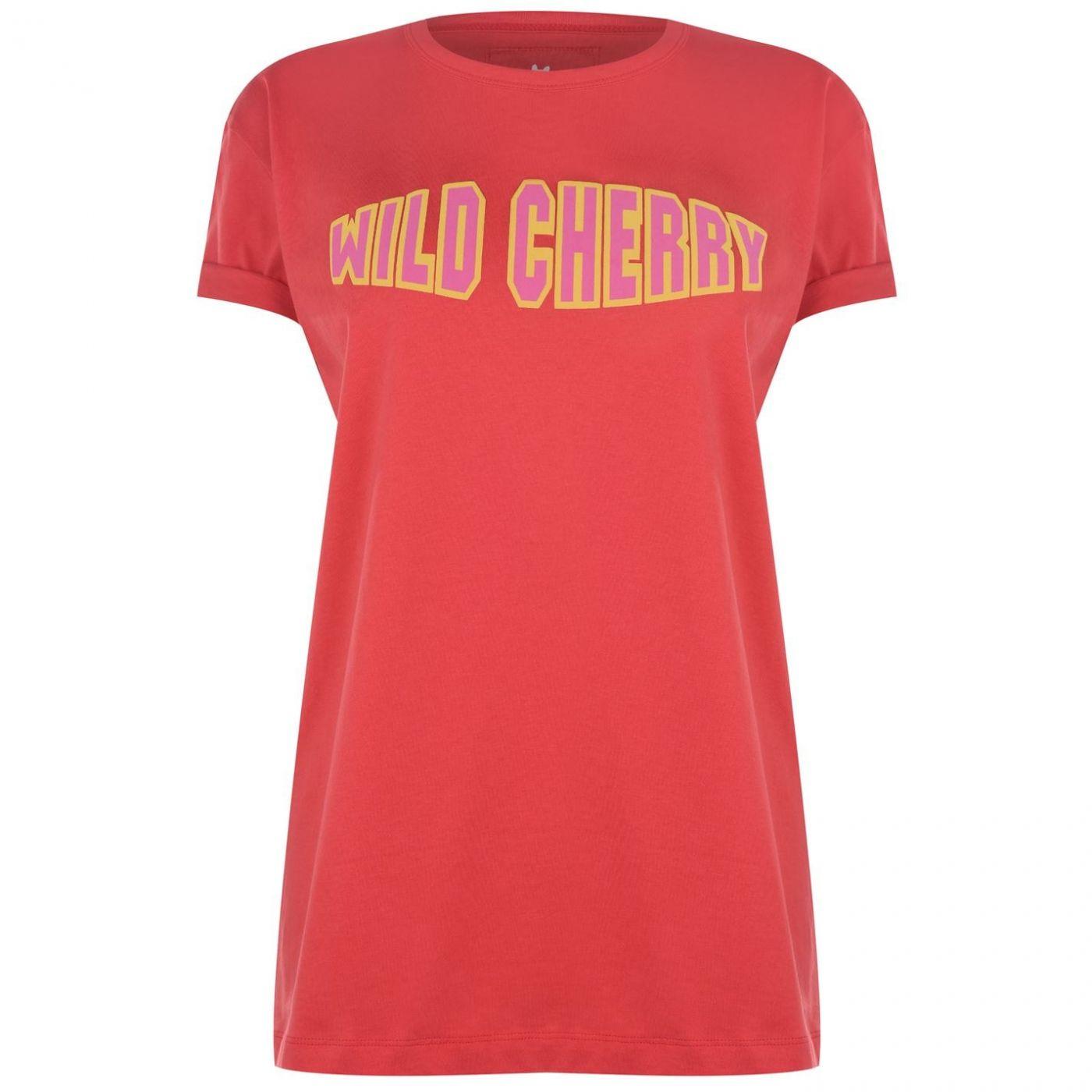 Blake Seven Wild Cherry T Shirt