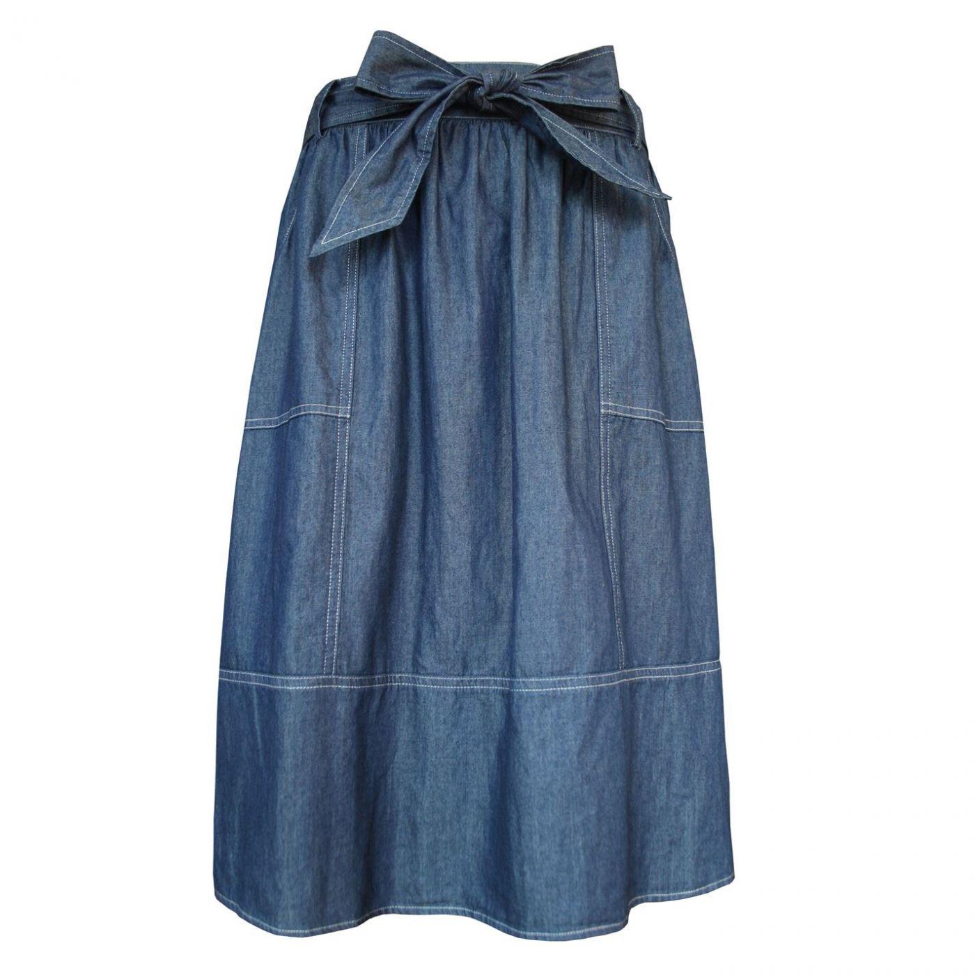 Lee Cooper Denim Skirt Ladies