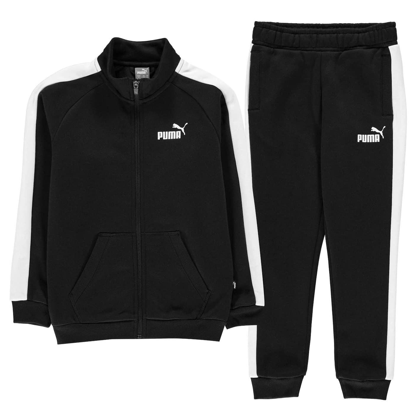 Puma Fleece Sweat Suit